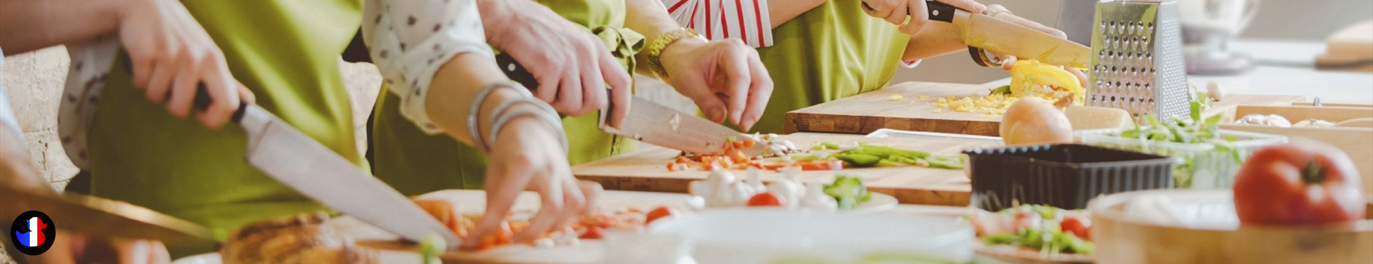 French Cooking Classes (Hands on)