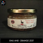 Emu-and--Orange-Zest Label france