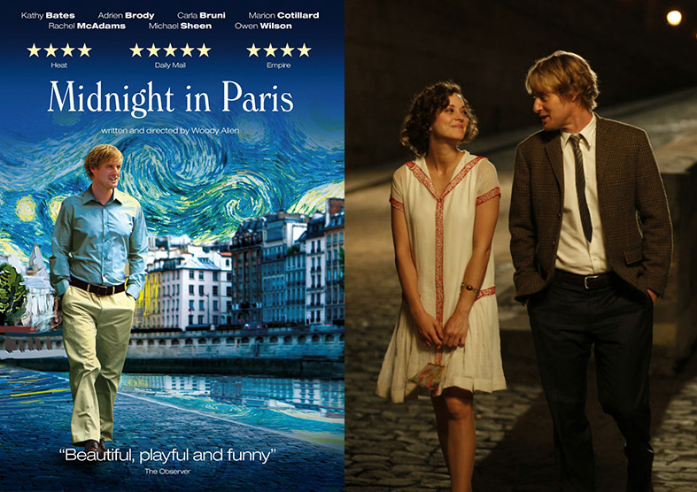 midnight in paris bbr festival open air cinema affiche
