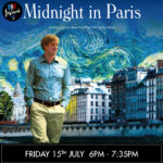 Midnight in Paris bbr festival open air cinema
