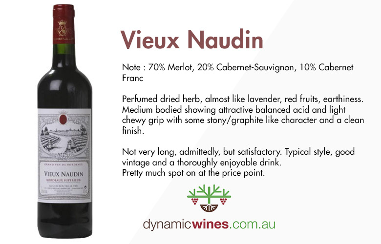 vieux-naudin dynamic wines bbr festival