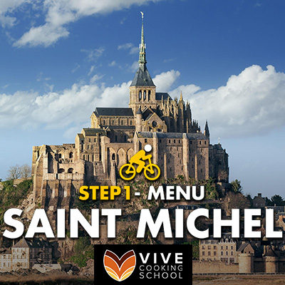 Menu Saint Michel