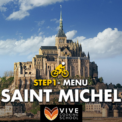 menu-saint michel vive cooking